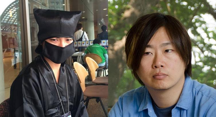 写真L: 金野和磨さん、写真R: 平田英治さん